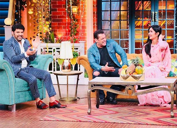 The Kapil Sharma Show: Salman Khan accuses Kapil Sharma of nepotism and this is the reason!