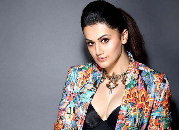 """""""If I am believed to emit some rays that can contaminate the aachaar, then Avengers need to recruit me!"""" – Taapsee Pannu SLAMS menstruation myths"""