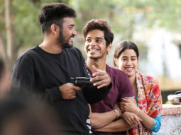 1 Year of Dhadak Ishaan Khatter shares a heartfelt message thanking Karan Johar, Shashank Khaitan and Janhvi Kapoor