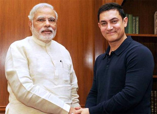 Aamir Khan praises Prime Minister Narendra Modi for Jal Shakti initiative