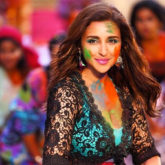 Ahead of the trailer release, Parineeti Chopra shares a vibrant still from Jabariya Jodi