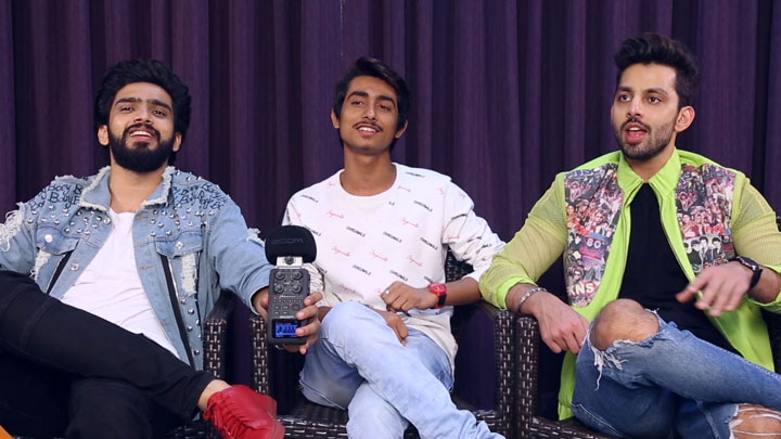 Amaal Mallik, Himansh Kohli & Mohd.Kalam On Tera Shehar, Love and Heartbreaks