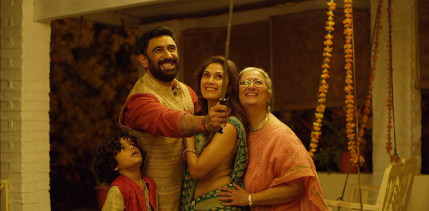 Amit Sadh and Manjari Fadnis starrer Barot House to premiere on August 7