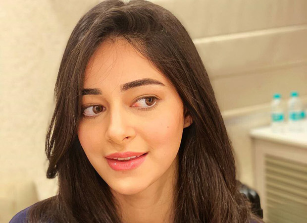 Ananya Panday begins the first schedule of Pati Patni Aur Woh with a smile, making our Friday better!