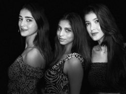 Ananya Panday talks about her gal pals, Suhana Khan and Shanaya Kapoor always have each other's' backs