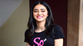 Ananya Panday to speak about her initiative 'So Positive' with students at an esteemed college in Lucknow
