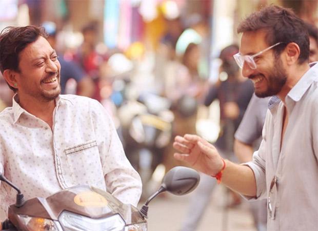 Angrezi Medium director Homi Adajania pens a heartfelt note for Irrfan Khan