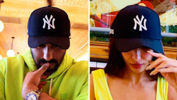 Arjun Kapoor and Malaika Arora twinning in neon outfits is MAJOR couple goals
