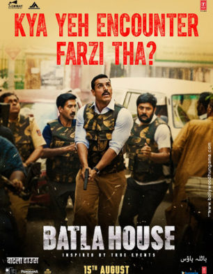 First Look Of Batla House