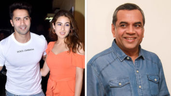 CONFIRMED: Coolie No 1 starring Varun Dhawan, Sara Ali Khan to go on floor on August 5, Paresh Rawal to take over Kader Khan's role
