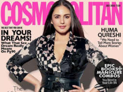 Huma Qureshi on the cover of Cosmopolitan, July 2019