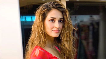 Disha Patani attempts a self-backflip for the first time and we're impressed!
