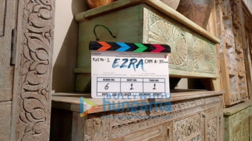 On The Sets Of The Movie Ezra