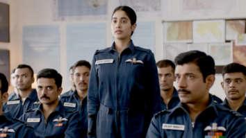 wallpapers of the movie Gunjan Saxena - The Kargil Girl