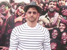 Hrithik Roshan & Mrunal Thakur spotted at Sun & Sand Hotel for Super30 promotion