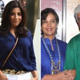 Javed Akhtar, Shabana Azmi ecstatic about Zoya Akhtar's Oscar honour