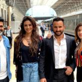 Jawaani Jaaneman: Tabu wraps up her reunion film with Hum Saath Saath Hain co-star Saif Ali Khan