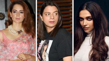 Kangana Ranaut's sister Rangoli Chandel takes a jibe at Deepika Padukone and her foundation