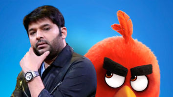 Kapil Sharma to voice the character 'Red' in the Hindi version of The Angry Birds Movie 2