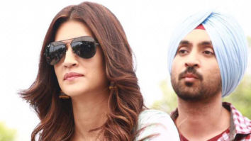 Kriti Sanon shares behind-the-scenes pictures and videos from Arjun Patiala as the movie hits the silver screens