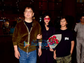 Photos: Ajay Devgn, Kajol, Aamir Khan and others snapped at the airport