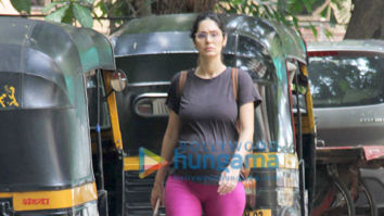 Photos: Bruna Abdullah spotted in Bandra