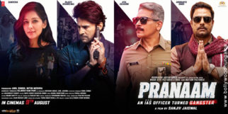 First Look Of The Movie Pranaam