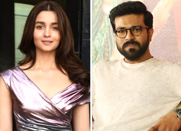 RRR: Alia Bhatt to join Ram Charan in Pune and Ahmedabad for SS Rajamouli's film