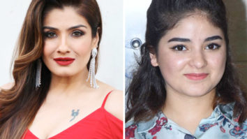 Raveena Tandon deletes tweet over Zaira Wasim quitting Bollywood; apologizes to the young actress