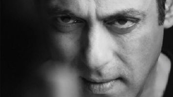 Salman Khan says life used to be black-and-white, now it's grey in this black and white photo