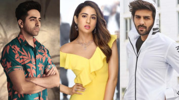 Sara Ali Khan, Kartik Aaryan, Ayushmann Khurrana REVEAL Their First Job Bollywood Celebs