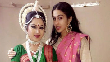 Sara Ali Khan shares a heartwarming post for her teacher on the occasion of Guru Purnima