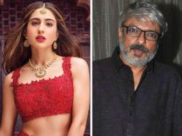 Sara Ali Khan wants to work with Sanjay Leela Bhansali in a period drama