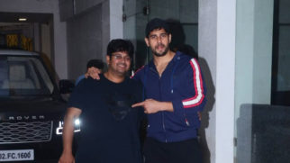 Sidharth Malhotra & Milap Zaveri spotted at Sunny Super Sound, Juhu