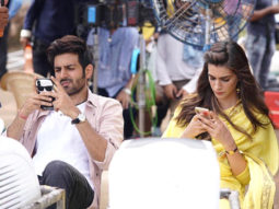 THIS is what Kriti Sanon has to say about her rumoured rift with Kartik Aaryan