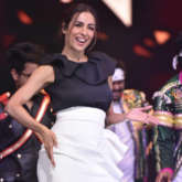 VIDEO: Malaika Arora sets the stage on fire with her killer moves on 'Anarkali Disco Chali' on Dance India Dance