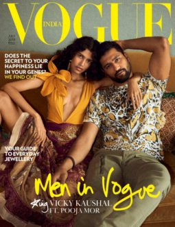 Vicky Kaushal On The Covers Of Vogue
