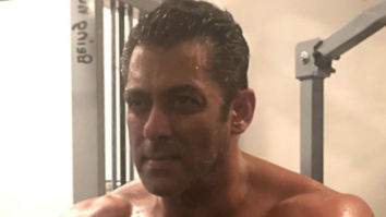 WATCH: Salman Khan flaunts his muscles as he goes SHIRTLESS in this gym video
