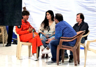 On The Sets From The Movie Zero