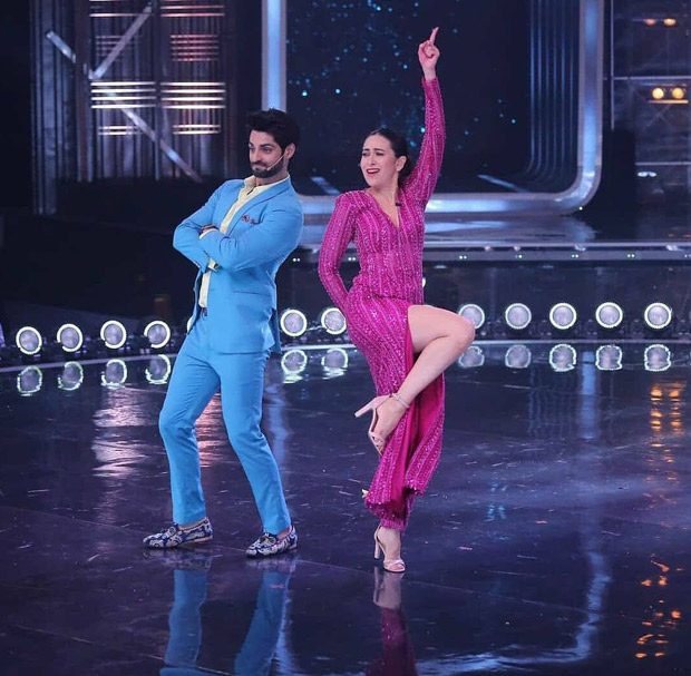 Dance India Dance 7: Karisma Kapoor recreates the peppy song 'Sona Kitna Sona Hai' on stage and we can't get over her moves!