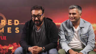 """Anxiety Mein Mai Bhaag Jaunga, Release Ke Pehle Gayab Ho Jaunga""Anurag KSacred Games 2"