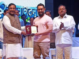 Aamir Khan launches the Mission Shakti sports initiative