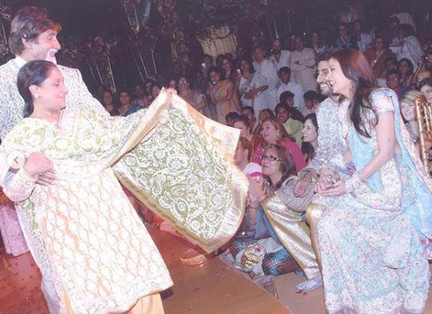 Abu Jani and Sandeep Khosla share UNSEEN pictures from Aishwarya Rai and Abhishek Bachchan's WEDDING