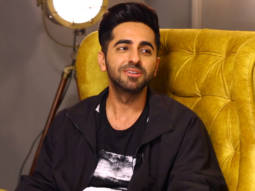 "Ayushmann on Dream Girl ""It is my MOST Commercial Film"" Nushrat Article 15 National Award"