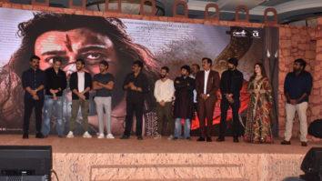 Celebs grace the trailer launch of Syeraa Narasimha Reddy Part 2