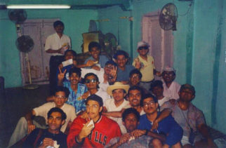Chhichhore director Nitesh Tiwari shares a glimpse of his college days in this throwback picture