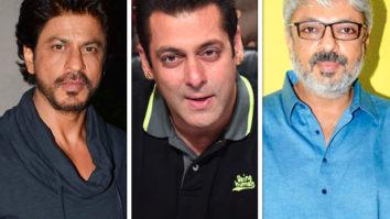 Exclusive Will Shah Rukh Khan step into Salman Khan's place for Sanjay Leela Bhansali's Inshallah