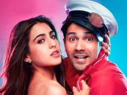 Varun Dhawan and Sara Ali Khan are all set to groove to the remake of the iconic track, 'Husn Hai Suhana' for Coolie No. 1?
