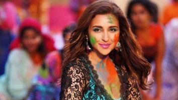Find out how Parineeti Chopra got injured on the sets of 'Khadke Glassy'!