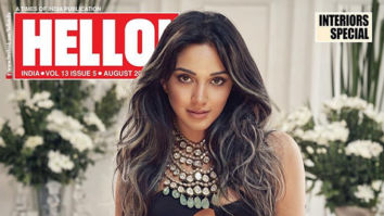 Kiara Advani On The Covers Hello!